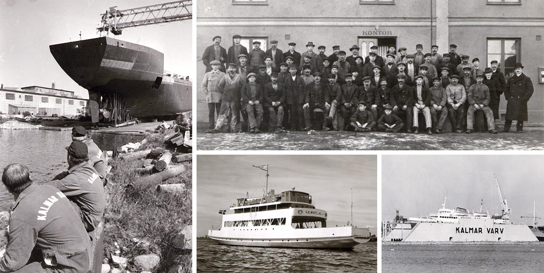 Varvsholmens historia